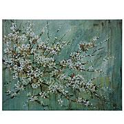 Blossom Melody Art Z Gallerie   blog White Linen Interiors Miami