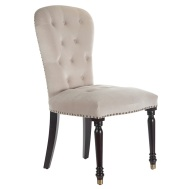 Waterloo Dining Chair Z Gallerie   Blog White Linen Interiors Miami