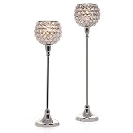 Bling Candle Holder Z Gallerie | Blog White Linen Interiors Miami