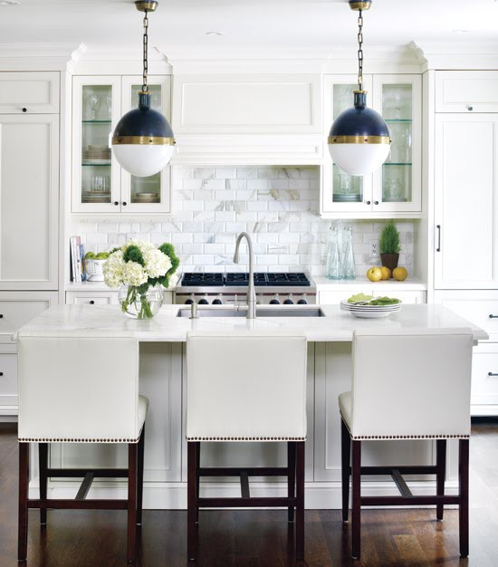 Image Source: Pinterest (Beautiful Kitchens) | Blog White Linen Interiors