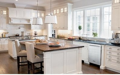 Image Source: Pinterest (Beautiful Kitchens)   Blog White Linen Interiors