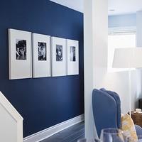 image living room dark walls ideas design by Samatha Pynn