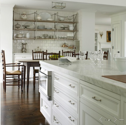 Image Source: Pinterest (Beautiful Kitchens) De Giulio kitchen Glencoe, IL