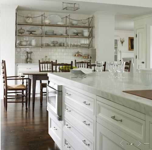 Image Source: Pinterest (Beautiful Kitchens) De Giulio kitchen Glencoe, IL