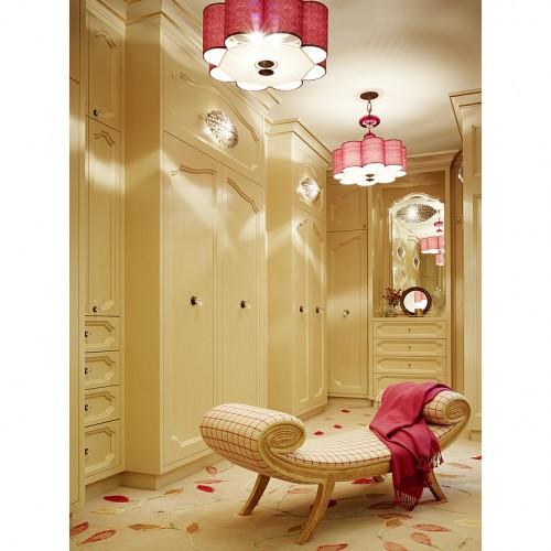 Beautiful closets white linen interiors for Beautiful walk in closets