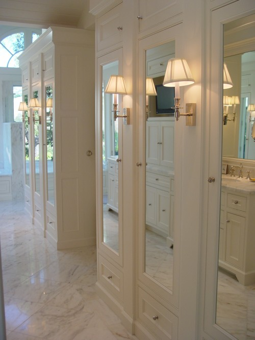 Beautiful Closets White Linen Interiors