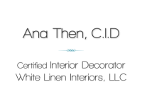 Miami Residential Designer Decorator Ana Damaris Then, CID
