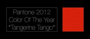 pantone2012 color of the year tangerine tango decorating ideas | Blog White Linen Interiors Miami
