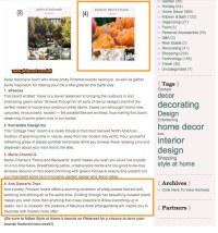 Ana Damaris Then + WL I+ Style at Home Blog