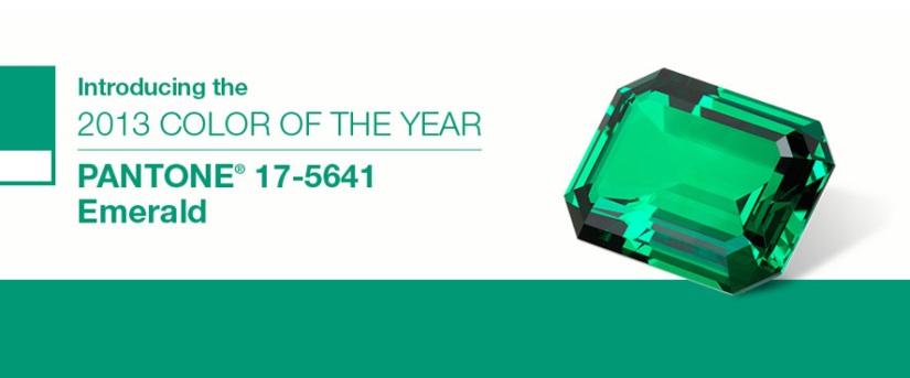 Emerald Green | Color Trend Alert | Blog White Linen Interiors