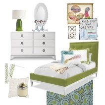 Young girl's room bedroom ideas