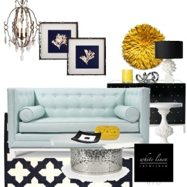 Sophisticate / Chic Design Board