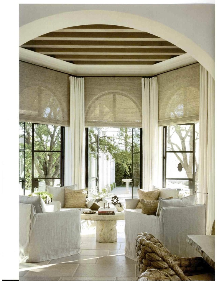 INTERIOR DESIGN AND DECOR WHITE LINEN INTERIORS [dot] net Miami