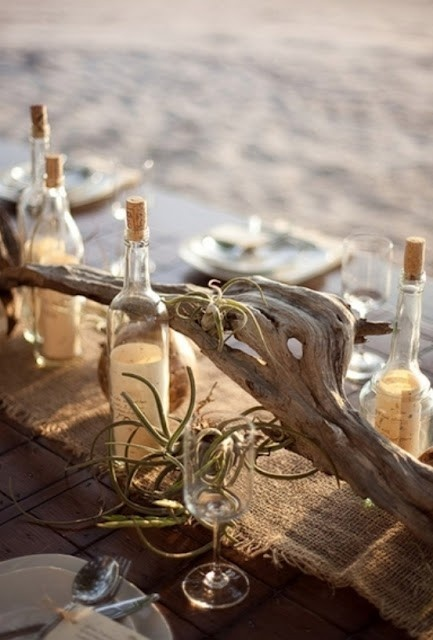 CASUAL DINING BY THE SEA PINTEREST COASTAL STYLE | Blog White Linen Interiors Miami
