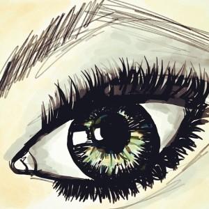 Hazel Eyes #2